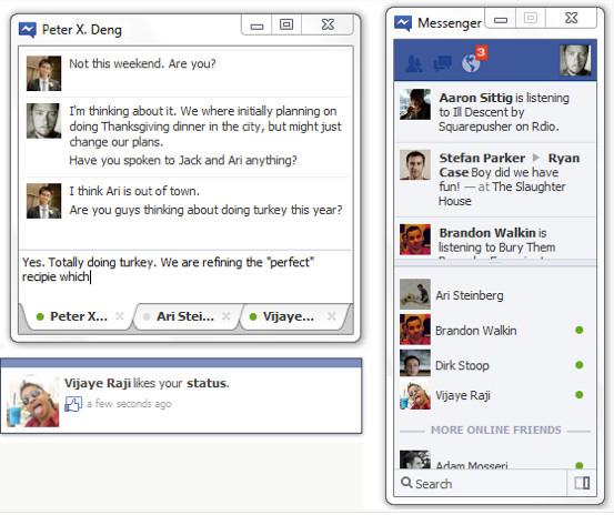 facebook messenger para windows Facebook Messenger para Windows disponible casi oficialmente