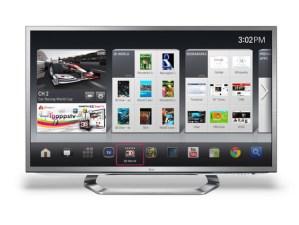 LG añadirá Google TV en sus nuevos televisores Smart TV presentados en el CES 2012