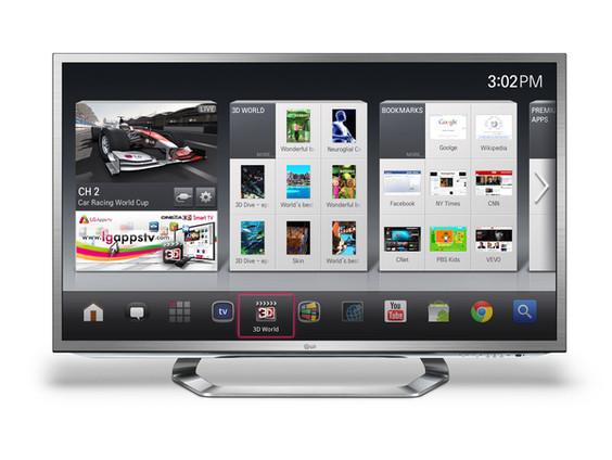 LG añadirá Google TV en sus nuevos televisores Smart TV presentados en el CES 2012 - google_TV