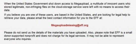 Megaretrieval ayudaría a recuperar archivos alojados en Megaupload - megaretrieval