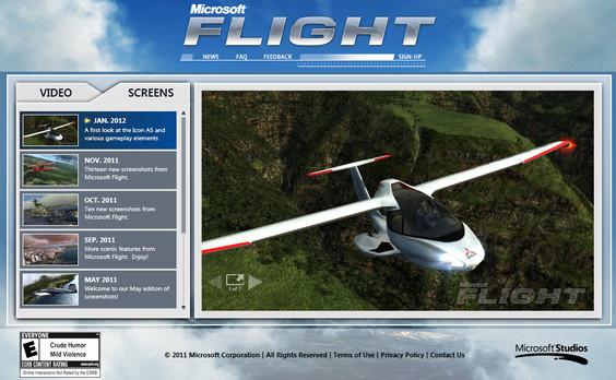 Microsoft Flight, el nuevo simulador de vuelo será gratuito - microsoft-flight-simulator