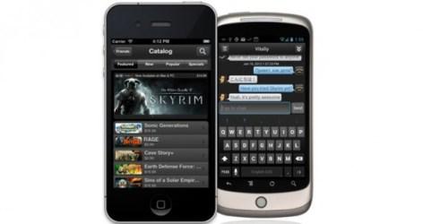 Steam ahora está disponible en la App Store pero solo para algunos usuarios - steam-ios-android-590x312