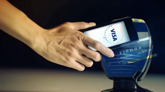 Visa certifica varios smartphones con NFC para el sistema de pagos móviles payWave - visa_nfc