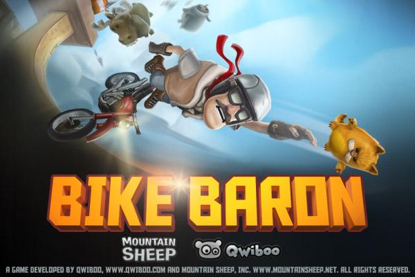 Bike Baron para iPhone/iPod/iPad [Reseña] - BikeBaron-