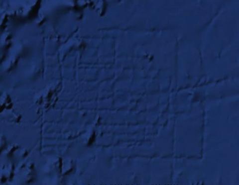 atlantis google earth Google Earth desaparece la supuesta Atlántida del mapa