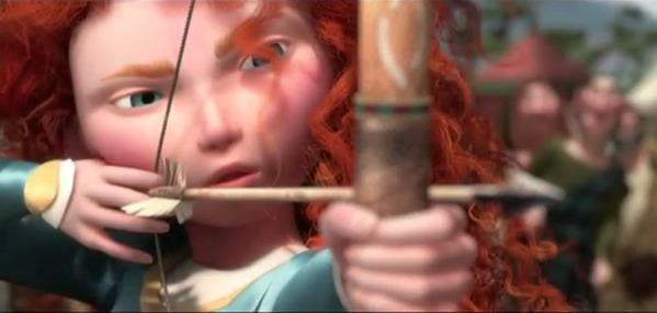 brave pixar corto Brave de Pixar, un adelanto de esta prometedora película