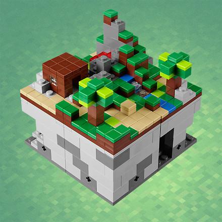 En preventa una edición especial de LEGO Minecraft - lego-minecraft