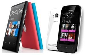 Nokia Lumia 800 y 710 son presentados oficialmente en México