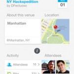 Comparte las fotos de un evento social desde el iPhone con Pikhub - pikhub-movil-estatus