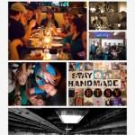 Comparte las fotos de un evento social desde el iPhone con Pikhub - pikhub-movil-fotos