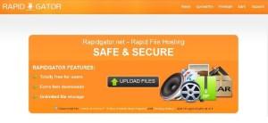 RapidGator bloqueado por PayPal y a punto de cerrar