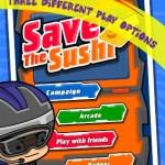 SaveTheSushi un nuevo juego educativo para iPhone - savethesushi