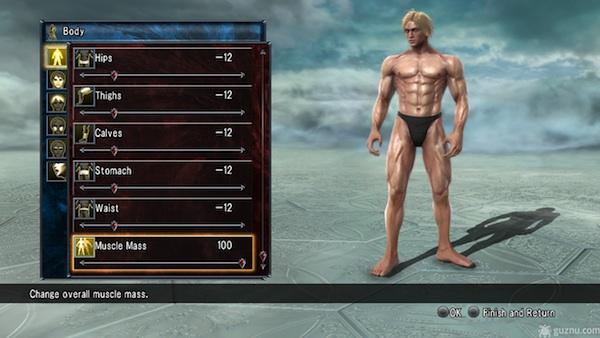 Soul Calibur V, el mítico juego de peleas de espadas de Namco esta de regreso [Reseña] - soul-calibur-v-creacion