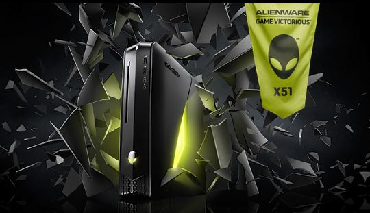 Dell lanza en México la Alienware X51 con el DJ Avicii - alienware-x51
