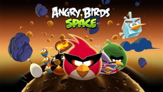 Angry Birds Space llega a los 10 millones de descargas en 3 días - angry-birds-space