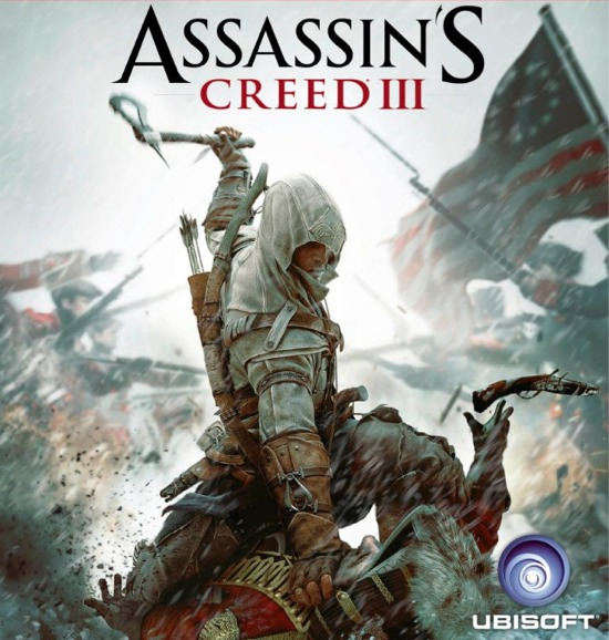 Ubisoft presenta la portada oficial de Assassin's Creed III - assassins-creed-portada-oficial