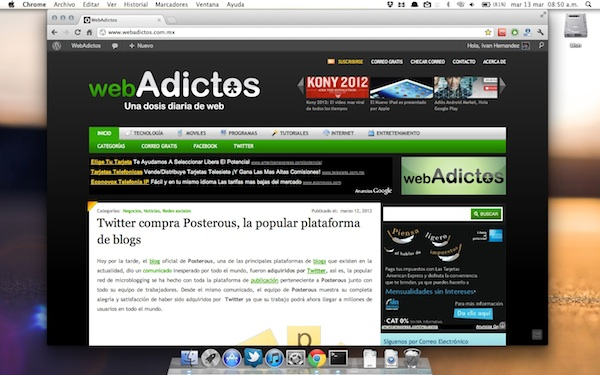 cambiar formato captura de pantalla mac2 Cómo cambiar el formato de imagen de la herramienta de captura de pantalla en Mac [Tutorial]