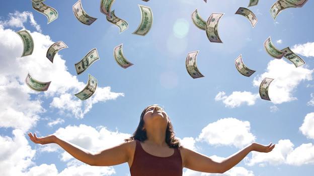 La contradicción acerca de que el dinero trae la felicidad - dinero-felicidad