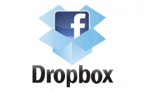 Dropbox ahora te permite compartir carpetas con tus amigos de Facebook - drpbox-facebook
