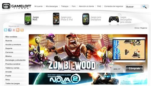 Gameloft busca desarrolladores en México - gameloft