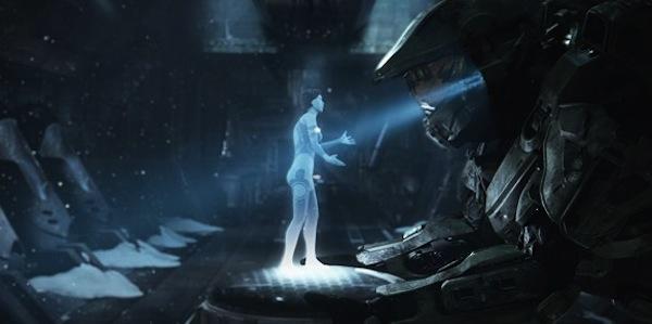 Trailer detrás de cámaras de Halo 4