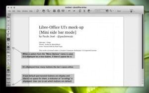 LibreOffice tendrá una función de edición colaborativa pronto