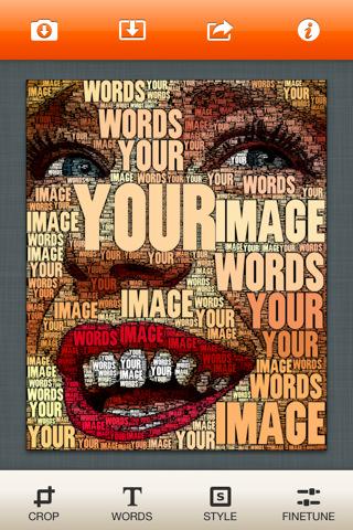 WordFoto, agrega un efecto increíble a tus fotos en tu iPhone [Reseña]