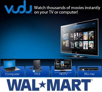 Wal-Mart promoverá el contenido digital entre sus clientes de DVDs y Blu-ray - walmart-vudu