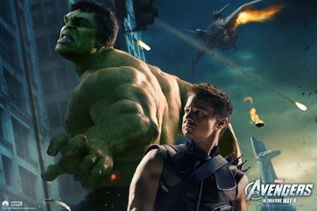 Increíbles Wallpapers de The Avengers - Jeremy_Renner_in_The_Avengers_Wallpaper_9_1024