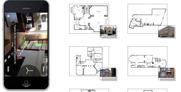 Crea planos de tu casa con MagicPlan para iOS - Magicplan