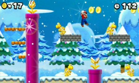 Nintendo anuncia la salida de New Super Mario Bros 2 - New-Super-Mario-Bros.-2-Screenshot-3