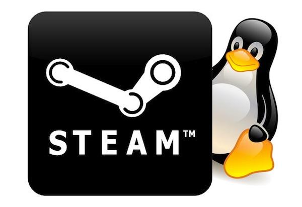 Steam llegaría a Linux muy pronto - Steam-Linux