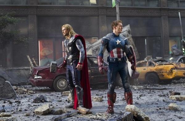 The Avengers, la mejor película de superhéroes de la historia - The-avengers-movie