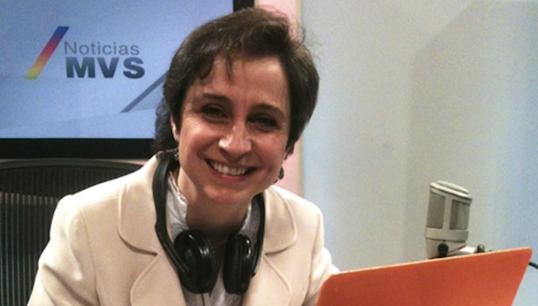 Carmen Aristegui llega a Twitter y en 24 horas ya tiene más de 50 mil seguidores - aristegui-online
