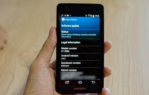 Supuesto Samsung Galaxy S III es filtrado por un video - galaxy-s3-filtrado