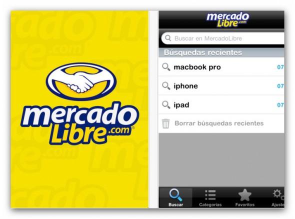 Electrónica, audio y video entre lo más vendido en MercadoLibre por medio de móviles - mercadolibre-iphone