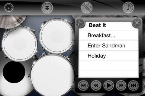mzl.cozvkrkr.320x480 75 Drums!, toca la bateria como siempre lo soñaste en tu dispositivo iOS