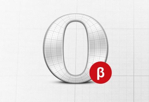 Opera 12 beta disponible - opera-beta