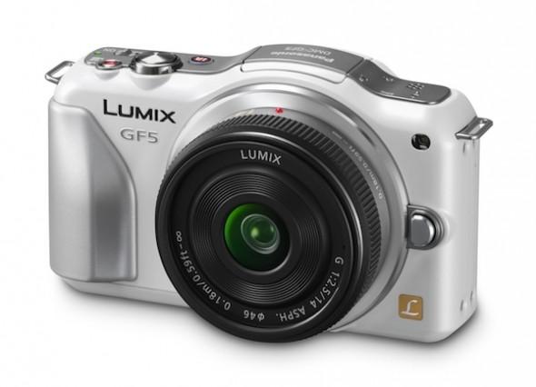 Panasonic presenta la nueva cámara Lumix GF5 - panasonic-lumix-gf5-590x426