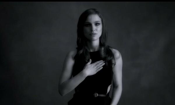 """El nuevo video de Paul McCartney """"My Valentine"""" cuenta con la participación de Natalie Portman y Jhonny Depp - paul-mccartney-my-valentine-natalie"""
