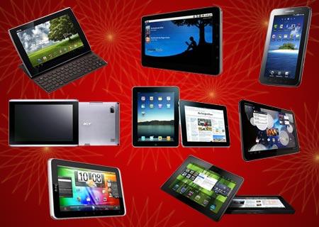 Las tablets se convierten en una buena opción para realizar comercio electrónico - top-8-tablets-dusshera-2011