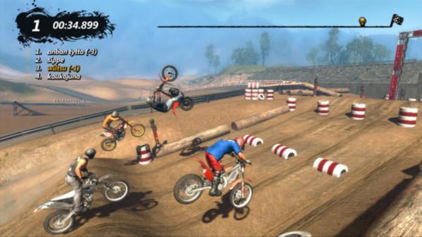 Trials Evolution, un récord de ventas en Xbox Live Arcade - trials-evolution
