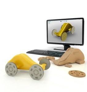 Convertir fotos en modelos 3D con Autodesk 123D Catch