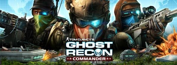 Juego Ghost Recon Commander llega a Facebook - Ghost-recon-commander