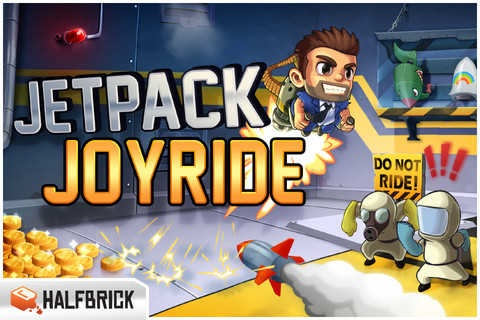 Grandes juegos adictivos para iPhone y iPod Touch [I] - Jetpack-joyride-review-best-game-iphone-ipod-touch-ipad-ever-2