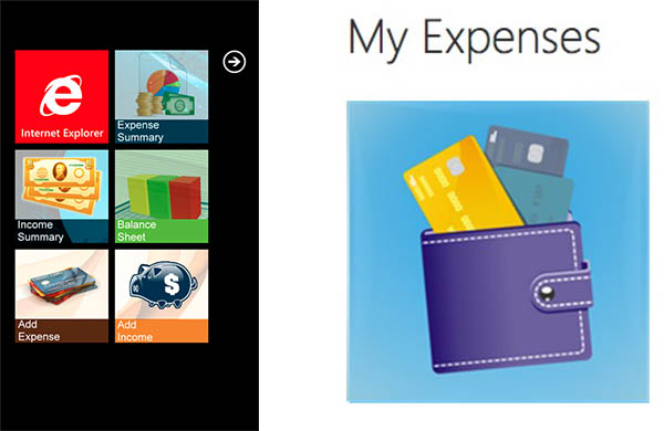 Controla tus gastos personales en Windows Phone con My Expenses - My-expenses-windows-phone