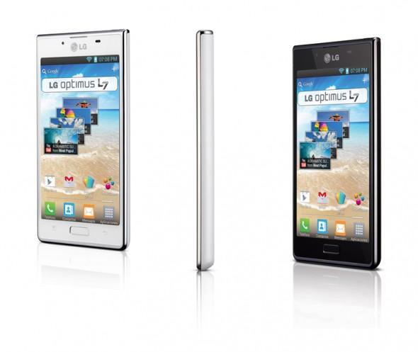 Optimus L7 2 590x497 LG lanza la serie L de smartphones con procesadores Qualcomm