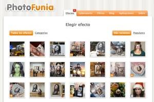 PhotoFunia, la aplicación definitiva para crear fotos divertidas y con efectos