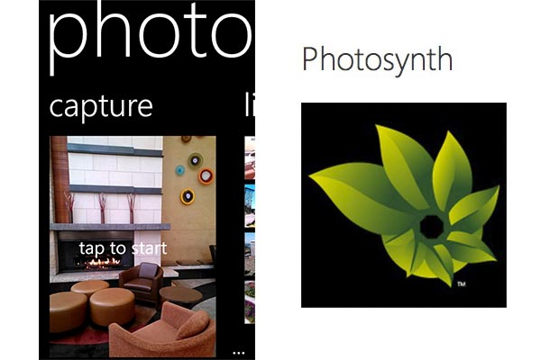 Photosynth para Windows Phone por fin disponible para descargar - Photosynth-windows-phone-app