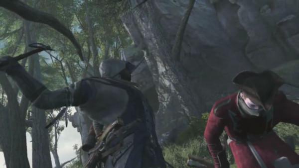 Primer tráiler de Assassin's Creed 3 con escenas del gameplay - assassins-creed-3-trailer-gameplay